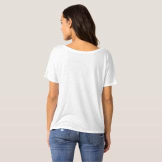 """""""決して"""" tumblrの引用文のTシャツを夢を見ることを止めないで下さい Tシャツ"""