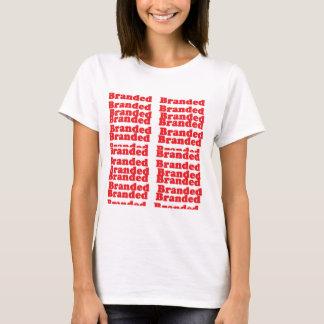決め付けられたワイシャツ Tシャツ