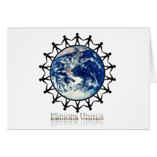 決め付けられる子分の統一されたな世界範囲 カード