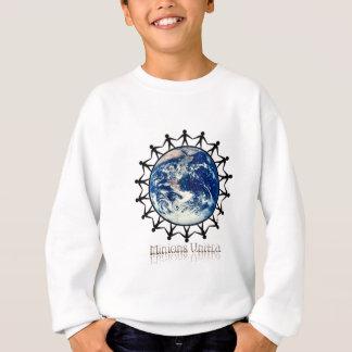 決め付けられる子分の統一されたな世界範囲 スウェットシャツ