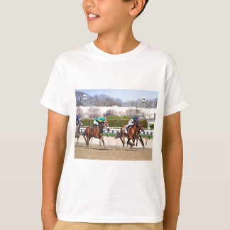決勝線への戦い Tシャツ