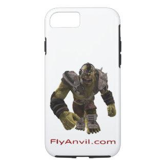 決定3のFlyAnvilによってすごい突然変異体 iPhone 8/7ケース