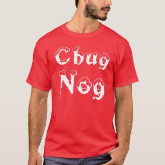 汽笛の音の木栓 Tシャツ