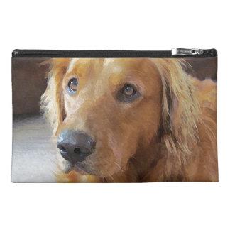 沈痛な犬の付属品旅行バッグ