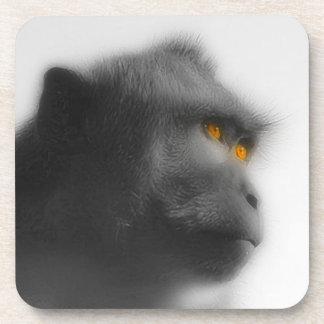 沈痛な猿 ドリンクコースター