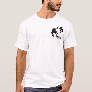 沈痛な鶏の骨 Tシャツ