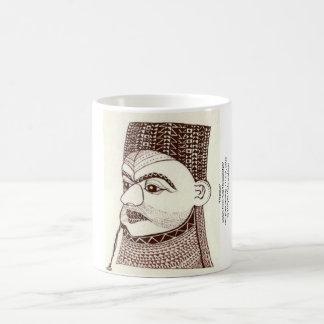 沈痛 コーヒーマグカップ