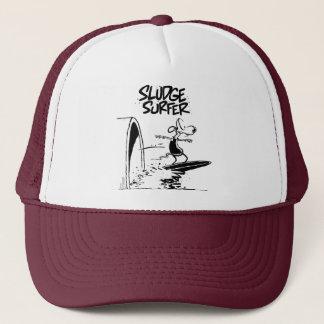 沈積物のサーフィンのラットの帽子 キャップ