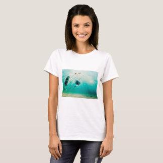 沈降のサファイア Tシャツ