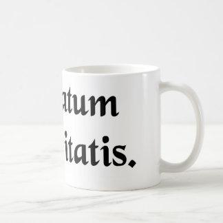 沈黙の罪 コーヒーマグカップ