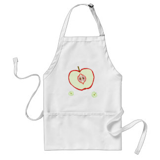 沢山のりんご!!! スタンダードエプロン