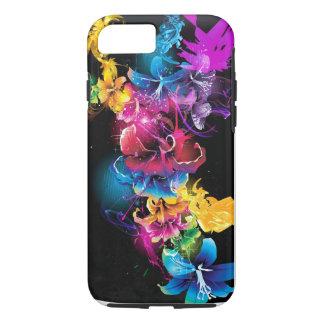 沢山の花 iPhone 7ケース