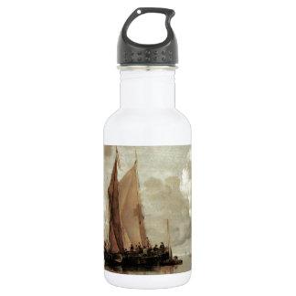 河口の穏やかな水の出荷 ウォーターボトル