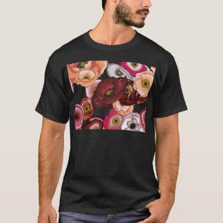油のケシ Tシャツ
