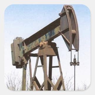 油のポンプ装備 スクエアシール
