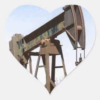 油のポンプ装備 ハートシール