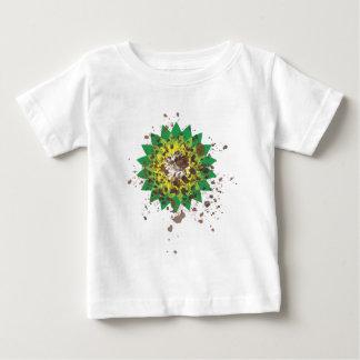 油の海岸 ベビーTシャツ