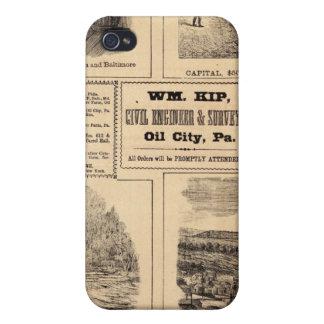 油の農場 iPhone 4/4S カバー