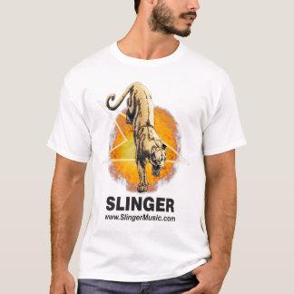 油切り: Lgのスターバスト/ヴィンテージのTシャツ0206155 Tシャツ