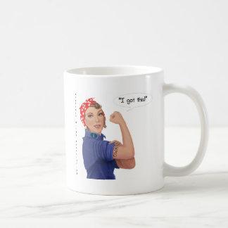 油田の妻連合 コーヒーマグカップ
