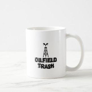 油田の屑 コーヒーマグカップ