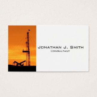 油田の改修サービス装備、ポンピングユニット 名刺