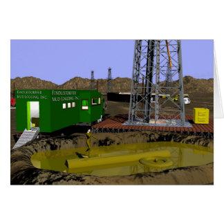 油田-泥の記録 カード