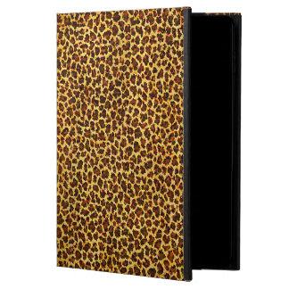 油絵の一見のヒョウの点 POWIS iPad AIR 2 ケース
