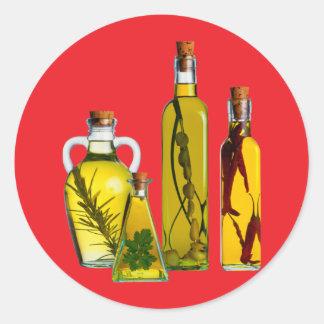 油 ラウンドシール