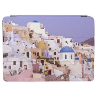油、Santorini 2の日没 iPad Air カバー