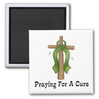 治療のために祈ること マグネット