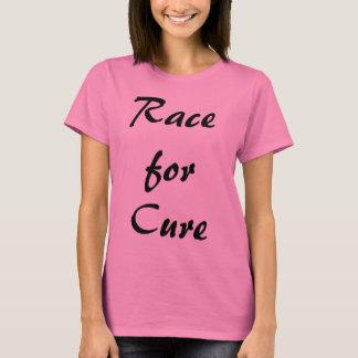 治療のための競争 Tシャツ