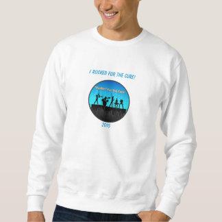 治療のスエットシャツのための公式のRockin スウェットシャツ