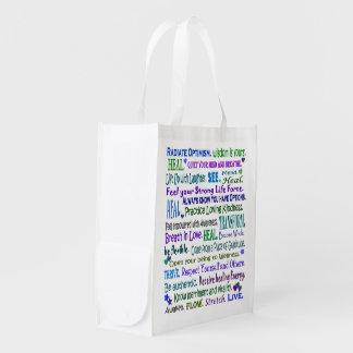 治療の単語の芸術 エコバッグ