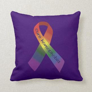 治療の同性愛恐怖症 クッション