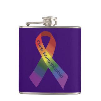 治療の同性愛恐怖症 フラスク