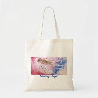 治療の天使のバッグ トートバッグ