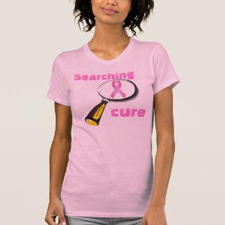 治療の捜索 Tシャツ