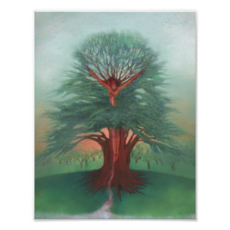治療の木 ポスター