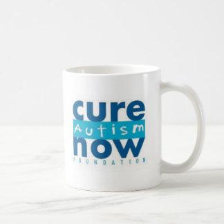 治療の自閉症は今襲います コーヒーマグカップ