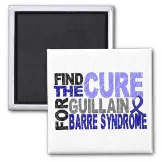 治療のGuillainの機械段シンドロームを見つけて下さい マグネット