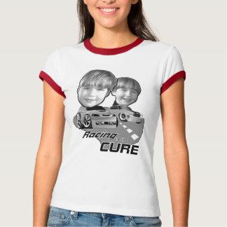 治療への競争 Tシャツ