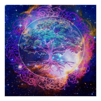 治療生命の樹 ポスター