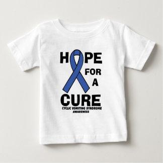 治療… CVSのための希望 ベビーTシャツ