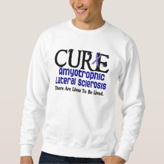 治療ALS スウェットシャツ