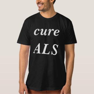 治療ALS Tシャツ