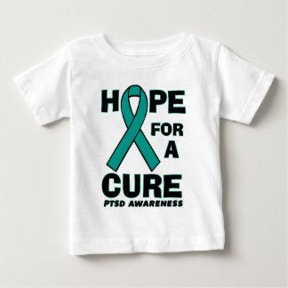 治療PTSDのための希望 ベビーTシャツ