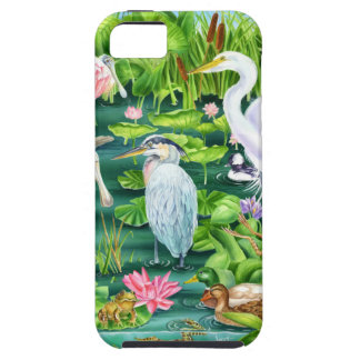 沼地の驚異 iPhone SE/5/5s ケース