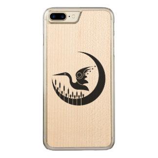 沼地の鳥 CARVED iPhone 8 PLUS/7 PLUS ケース