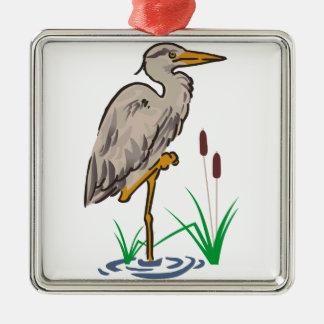 沼地の鷲 メタルオーナメント